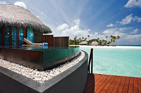 Hotel Constance Halaveli Resort