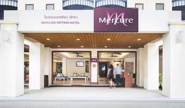 Hotel Mercure Pattaya