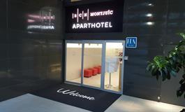 BCN Montjuic hotel Barcelona