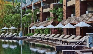 Hotel The Dewa