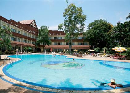 Hotel Pattaya Garden