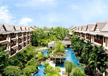 Resort Kata Palm & Spa