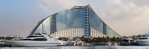 Jumeirah Beach hotel *****+