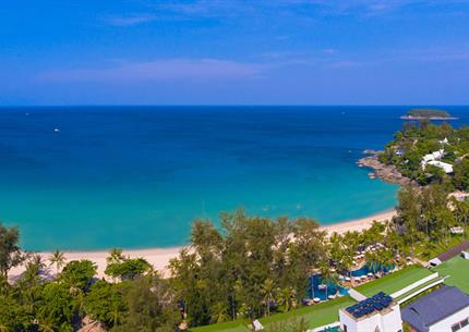 Resort Katathani Phuket Beach