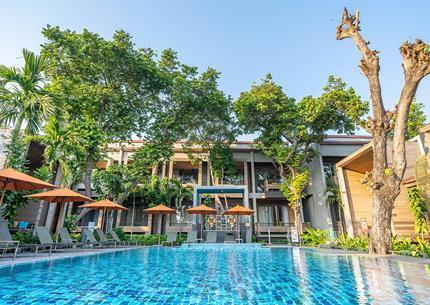 Resort Sai Kaew Beach