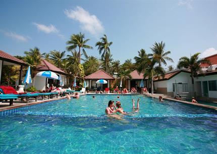 Hotel Chaweng Cove Beach Resort