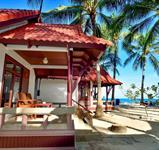 Hotel First Bungalov Beach Resort ***