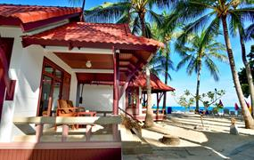 FIRST BUNGALOW BEACH RESORT