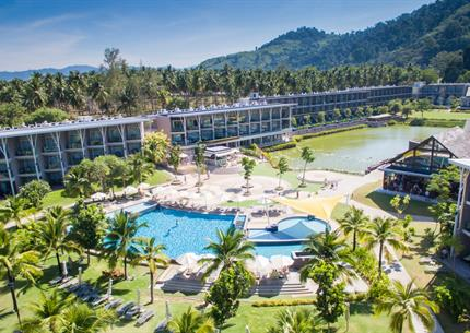 Hotel The Sands Khao Lak By Katathani Resort