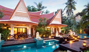 Resort Santhiya Tree