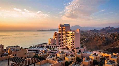 Hotel Fairmont Fujairah Beach Resort