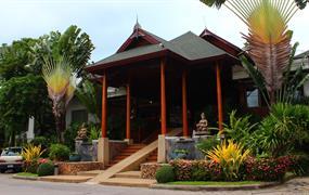 Banana Fan Sea Resort Koh Samui