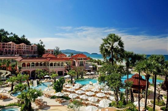 Resort Centara Grand Beach