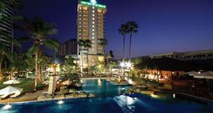 Hotel Jomtien Palm Beach