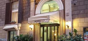 Paris hotel ***