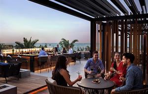 Resort Saadiyat Rotana and Villas