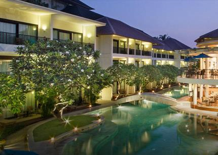 Hotel Away Bali Legian Camakila