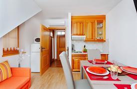 Apartmány Trobentica 2+1
