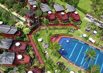 Melia Koh Samui (ex The Imperial Boat House Beach Resort)
