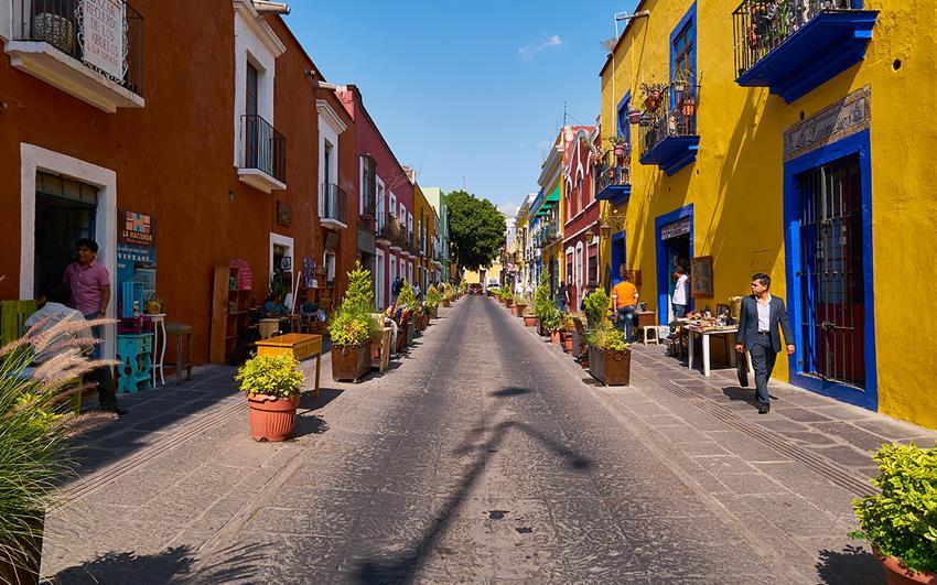 MEXIKO - ZA AZTÉKY A SOPKAMI