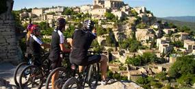 FRANCIE - Provence (cykloturistika) - 2019!