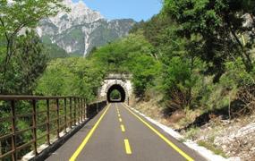 RAKOUSKO - SLOVINSKO - ITÁLIE (cykloturistika) - 2019!