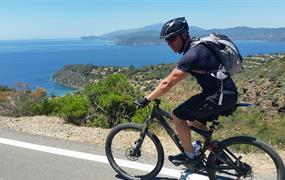 ITÁLIE - Toskánsko - Elba (cykloturistika) 2019!