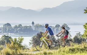 NĚMECKO - Bavorsko (cykloturistika) - 2019!