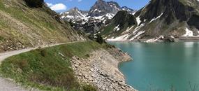 RAKOUSKO - Lechtalské Alpy (cykloturistika)