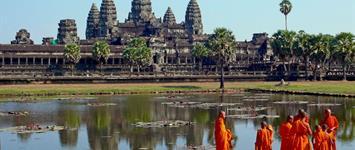 KAMBODŽA (Angkor)-THAJSKO (Bangkok,Koh Chang)-pobytově poznávací zájezd-2020!