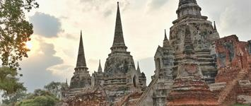 LAOS - THAJSKO - Ayutthaya - poznávací zájezd-2020!