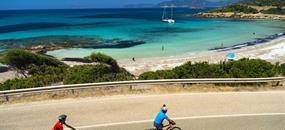 ITÁLIE - Sardinie (cykloturistika) - 2020!