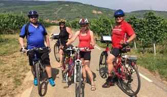 FRANCIE - Alsasko (cykloturistika) - 2021!