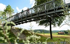 NĚMECKO - Na skok do Bavorska (cykloturistika) - 2021!