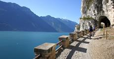 ITÁLIE - Lago di Garda (cykloturistika) - 2021!