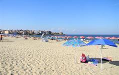 Pláž v Sozopolu