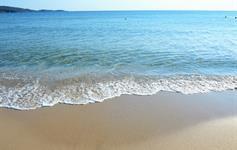 Severní pláž v Primorsku