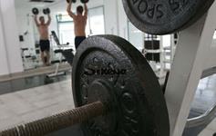 Hotelový fitness
