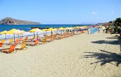 Pláž Agia Marina