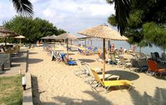 Pláž před hotelem