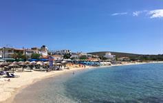 Pláž v Potose