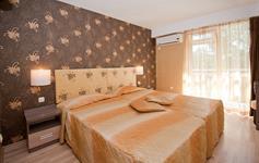 Apartmán - ložnice