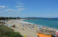 Pláž Lozenec