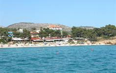 Hotel z moře