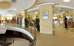 Restaurace a lobby