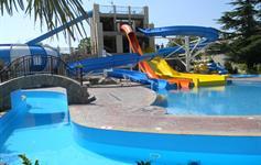Hotelový aquapark