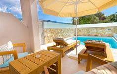 Junior Suite s privatním bazénem