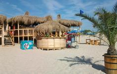 Bar na severní pláži