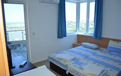Apartmán - ložnice 1