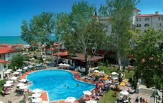 Venkovní bazén Helena Park